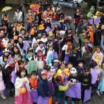 happy halloween parade